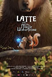 Watch Free Latte & the Magic Waterstone (2019)