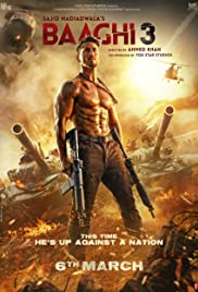 Watch Full Movie :Baaghi 3 (2020)