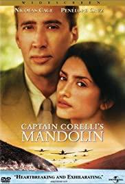 Watch Free Captain Corellis Mandolin (2001)