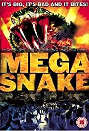Watch Free Mega Snake (2007)