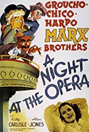 Watch Free A Night at the Opera (1935)