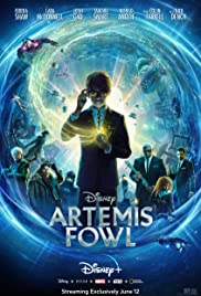 Watch Free Artemis Fowl (2020)