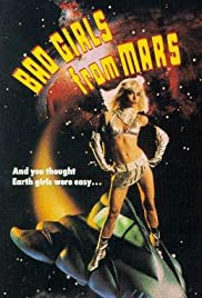 Watch Free Bad Girls from Mars (1990)