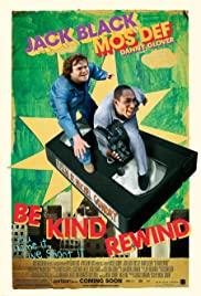 Watch Free Be Kind Rewind (2008)