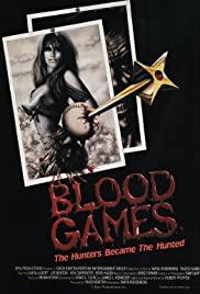 Watch Free Blood Games (1990)