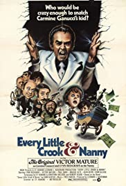 Watch Free Every Little Crook and Nanny (1972)