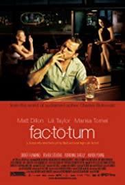 Watch Free Factotum (2005)