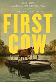 Watch Free First Cow (2019)