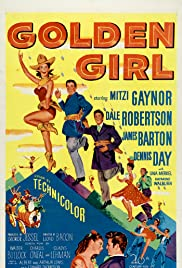 Watch Free Golden Girl (1951)