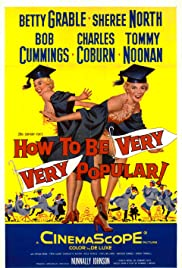 Watch Free How to Be Very, Very Popular (1955)