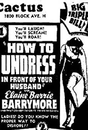 Watch Free How to Undress in Front of Your Husband (1937)