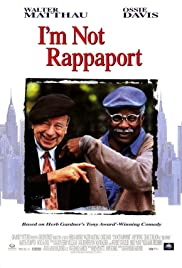 Watch Free Im Not Rappaport (1996)