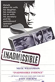 Watch Free Inadmissible Evidence (1968)