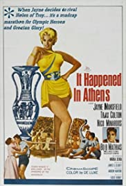 Watch Free It Happened in Athens (1962)