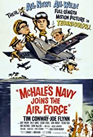 Watch Free McHales Navy Joins the Air Force (1965)