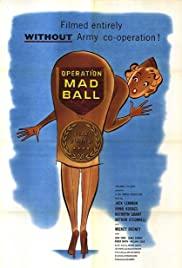 Watch Free Operation Mad Ball (1957)
