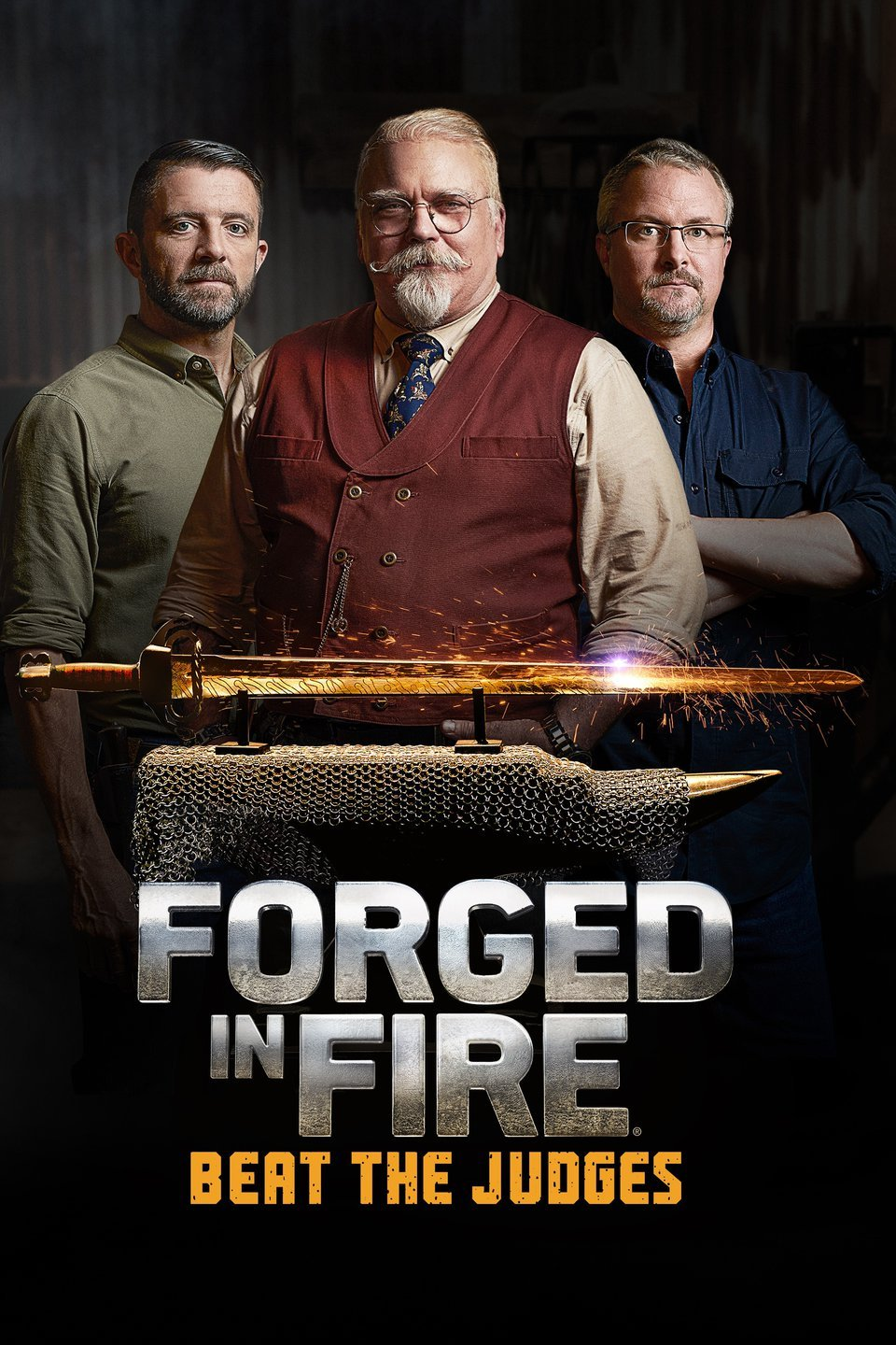 Watch Free Forged in Fire: Beat the Judges (2020)