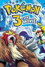 Watch Free Pokémon 3 the Movie: Spell of the Unown (2000)
