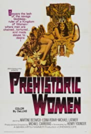 Watch Free Prehistoric Women (1967)