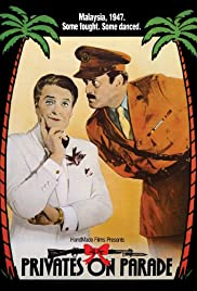 Watch Free Privates on Parade (1983)