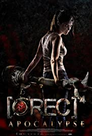 Watch Free [REC] 4: Apocalypse (2014)