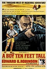 Watch Free A Boy Ten Feet Tall (1963)