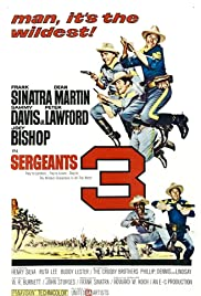 Watch Free Sergeants 3 (1962)