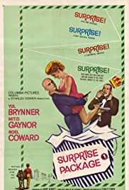 Watch Free Surprise Package (1960)