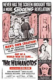 Watch Free The Creation of the Humanoids (1962)