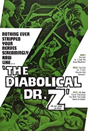 Watch Full Movie :The Diabolical Dr. Z (1966)