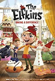Watch Free The Elfkins  Baking a Difference (2019)