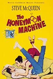 Watch Free The Honeymoon Machine (1961)
