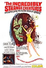 Watch Free The Incredibly Strange Creatures Who Stopped Living and Became MixedUp Zombies!!? (1964)