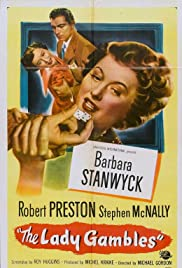 Watch Free The Lady Gambles (1949)