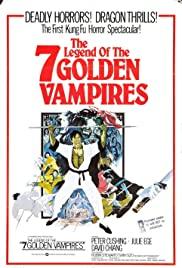 Watch Free The Legend of the 7 Golden Vampires (1974)