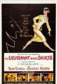 Watch Free The Lieutenant Wore Skirts (1956)