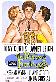Watch Free The Perfect Furlough (1958)