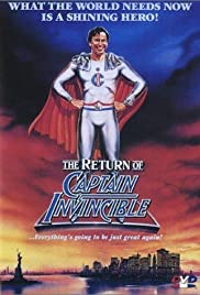 Watch Free The Return of Captain Invincible (1983)