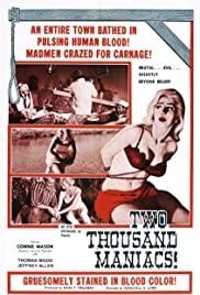 Watch Free Two Thousand Maniacs! (1964)