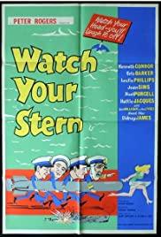 Watch Free Watch Your Stern (1960)