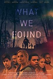 Watch Free What We Found (2020)
