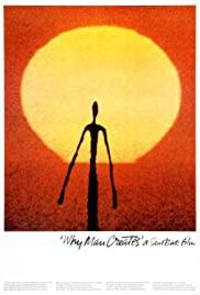 Watch Free Why Man Creates (1968)