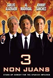 Watch Free 3 Non Juans (2010)