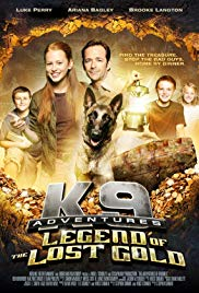 Watch Free K9 Adventures: Legend of the Lost Gold (2014)
