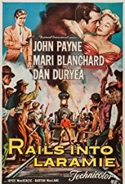 Watch Free Rails Into Laramie (1954)