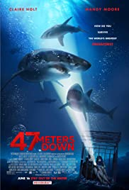 Watch Free 47 Meters Down (2017)