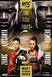 Watch Free UFC 248: Adesanya vs. Romero (2020)