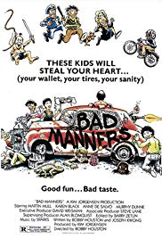 Watch Free Bad Manners (1984)