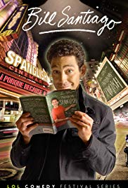 Watch Free Bill Santiago Pardon My Spanglish (2011)