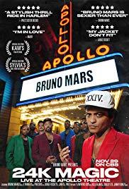 Watch Free Bruno Mars: 24K Magic Live at the Apollo (2017)